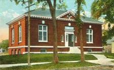 Curtis Memorial Library Brunswick