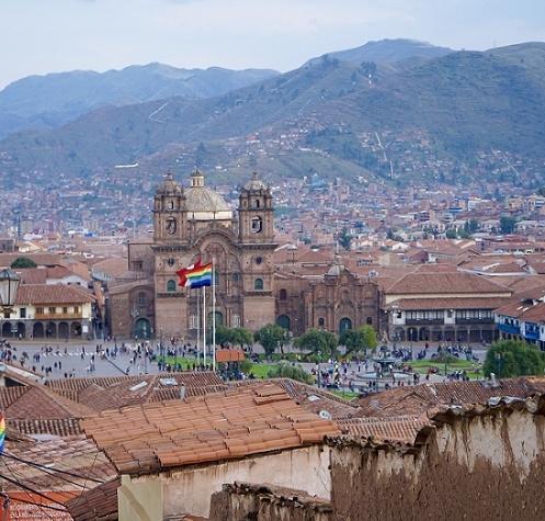 Cusco City Tour Photos