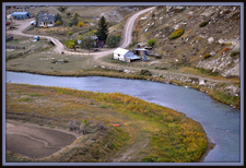 Cut Bank Creek - Glacier - USA