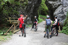 Cycling In Gader Valley