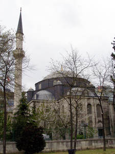 Another View Of Molla Çelebi Mosque
