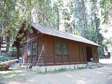Cabin Creek Ranger Residence