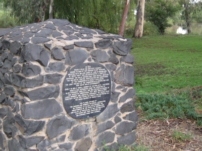 Dalby Cactoblastis Monument