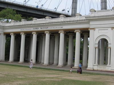 Calcutta Prinsep Ghat