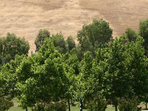 San Joaquin Valley Cementerio Nacional
