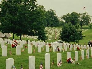 Camp Nelson Cementerio Nacional