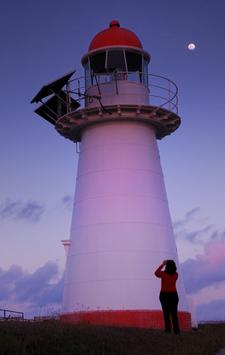 Cape Cleveland Light