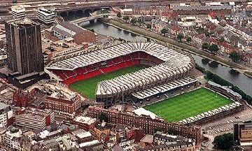 The National Stadium And Cardiff  Rugby Ground