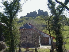Careg Cennen Castle