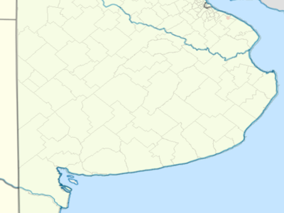 Carlos Casares Is Located In Argentina