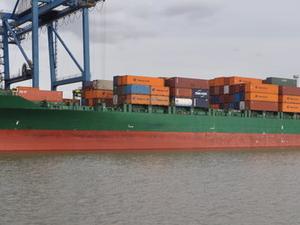 Puerto de Tilbury