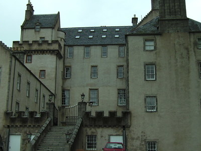 Castle Grant From Rear