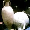 Roman Amphora At Badalona Museum