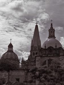 Catedralde Guadalajara View
