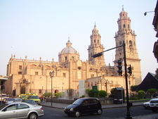 Catedral Of Morelia