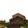 Kumbo Cathedral On The Top Of Square