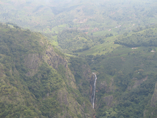 Catherine Falls View From Dolphin Nose