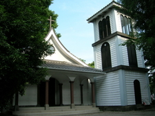 Catholic Chikaramachi Church