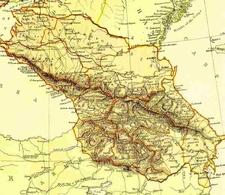 Caucasia In 1882
