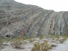 Carbonates Arrow Canyon