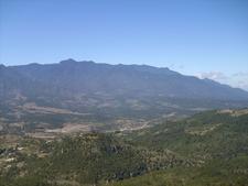 The Cordillera De Celaque