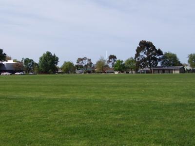 Centennial Park From Heathcote River
