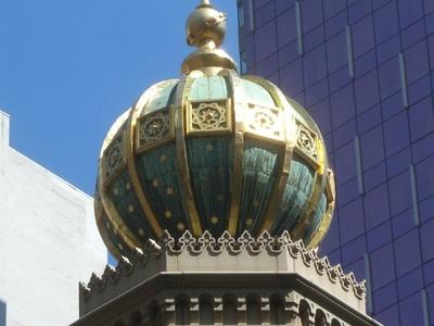 Moorish Revival Detail
