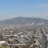 The South Face Of The Cerro Del Topo Chico