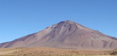 Cerro Tuzgle An Extinct Stratovolcano