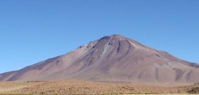 Cerro Tuzgle An Extinct Stratovolcano