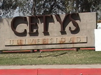 Mexicali Campus Entrance