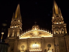 Cathedral's Spires