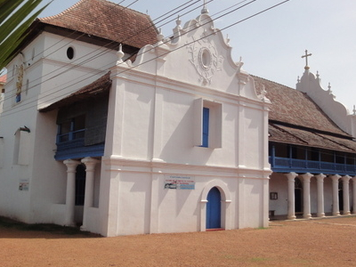 Champakulam Kalloorkadu Church