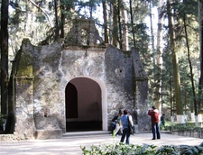 The Chapel Of Secrets