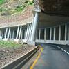 Rockfall Shelters On Chapman's Peak Drive