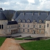 Chateau Of Bussy-Rabutin In Town