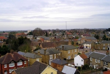 Chatteris Aerial Shot