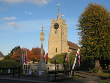 Chatteris Church And War Memorial
