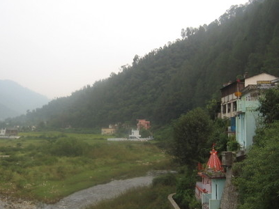 Chaukhutia Bridge