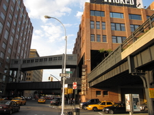 The High Line Between 14th And 15th Streets
