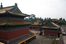 One Of The Temple Grounds