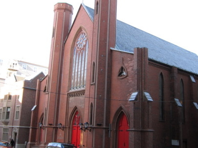 Chestnut Street Methodist