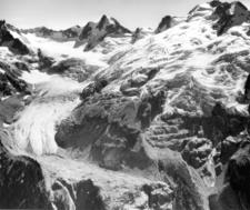 Chickamin Glacier Dome Peak