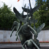 Children Of Lir Sculpture