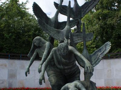 Children Of Lir Sculpture