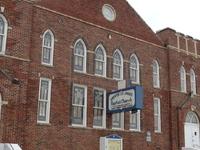 Saint James Second Street Baptist Church