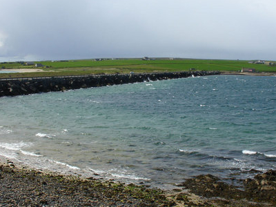 The Island With South Ronaldsay