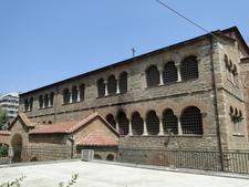 The Church Of The Acheiropoietos