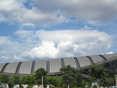Chuxiong Aquatics Center