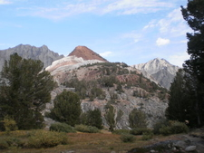 Chocolate Peak Inyo Nf